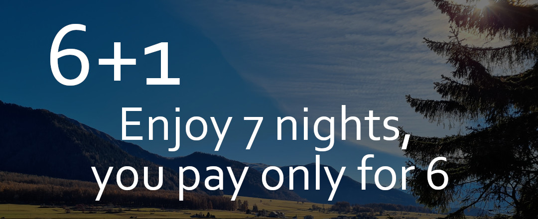 Offers for hotel in Glorenza, Stelvio in Venosta in South Tyrol in Italy