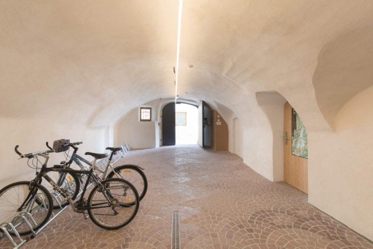 Deposito Biciclette Hotel