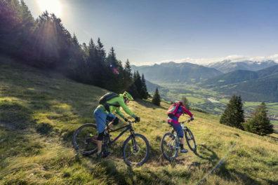 Mountainbiking Venosta Upper Venosta Valley