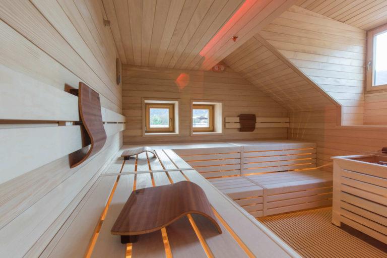 Sauna Spa Area Glorenza Venosta