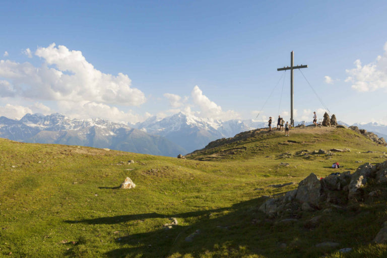 Hiking Venosta Valley Glorenza
